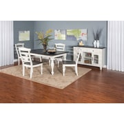 August Grove Villepinte Extendable Dining Table