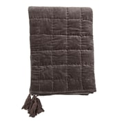 Gracie Oaks Chantilly Quilted Cotton Throw