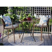 Highland Dunes Zada 3 Piece Bistro Set