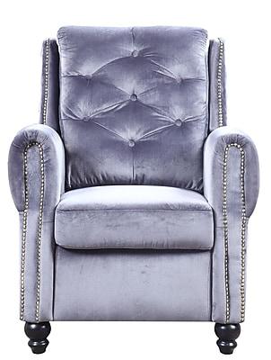 Mercer41 Sanders Armchair; Gray