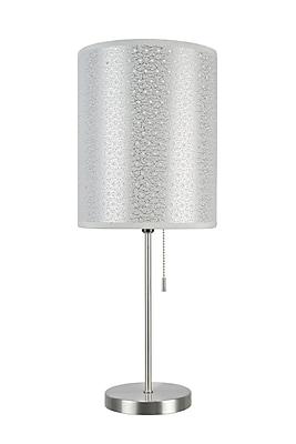 Harriet Bee Reuben Contemporary Candlestick 19.5'' Table Lamp