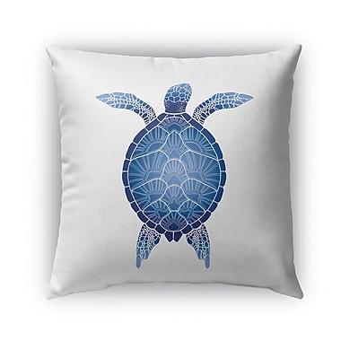 Highland Dunes Chandeleur Square Indoor/Outdoor Throw Pillow; 16'' x 16''