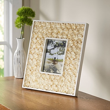 Highland Dunes Billings Shell Bud Picture Frame