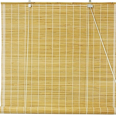 Bay Isle Home Matchstick Roll-Up Shade; 36'' W x 72'' L