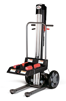 Magliner 350 lb. Capacity Lift Plus w/ Bent Fork Attachment Hand Truck Dolly