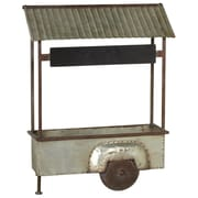 CBK Outdoor Living Flower Cart Wall Planter