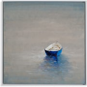 Longshore Tides 'Summer Solitude' Painting Print on Canvas