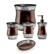 Bloomsbury Market Chereen 5 Piece Bathroom Accessory Set