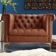 Darby Home Co Stanford Chesterfield Chair