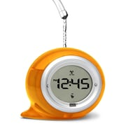 Ebern Designs Squirt Water Alarm Clock; Tangerine