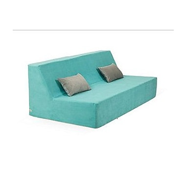 Brayden Studio Acheson Sofa; Blue