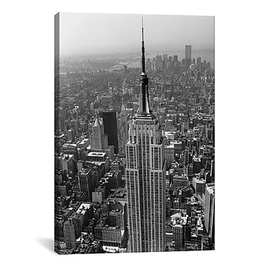East Urban Home Empire State Building (New York City) Photographic Print on Canvas