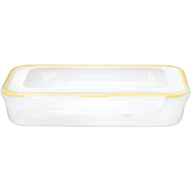 Symple Stuff Easy Match Rectangular 115-Oz. Food Storage Container