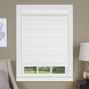 Symple Stuff Cordless Double Layered Window Pleated Shade; 29'' W x 72'' L
