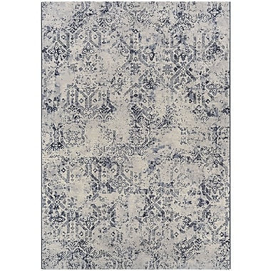 Williston Forge Andover Antique Lace Oyster Area Rug; Runner 2'7'' x 7'10''