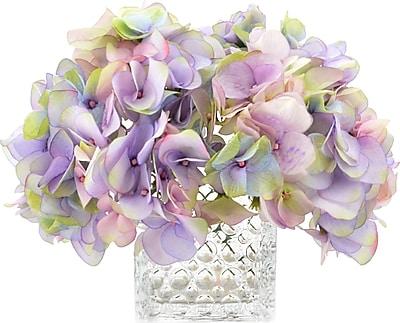 Rosdorf Park Soft Lavender and Pink Hydrangea