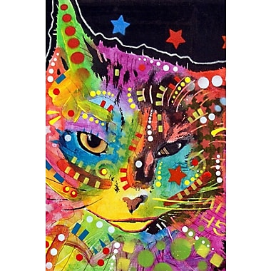 East Urban Home Puff Graphic Art on Wrapped Canvas; 12'' H x 8'' W x 0.75'' D