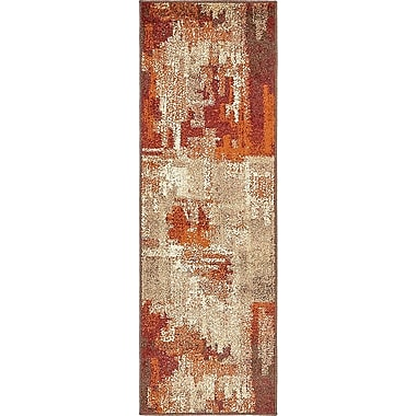 Ebern Designs Bryan Area Rug; Runner 2' x 6'