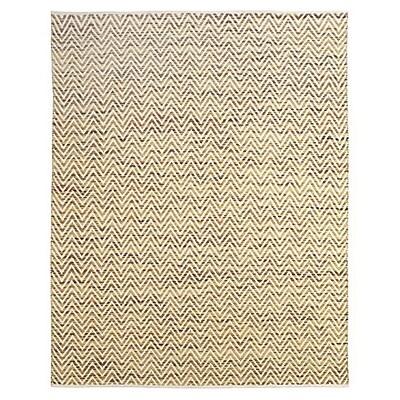 Ebern Designs Clarette Green Area Rug; 2' x 3'