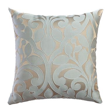 Alcott Hill Lotts Decorative Throw Pillow; Haze