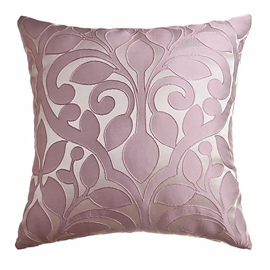 Alcott Hill Lotts Decorative Throw Pillow; Espresso
