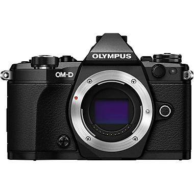 Olympus OM-D E-M5 Mk. II Camera, Body Only, Black (V207040BU000)