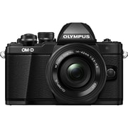 Olympus OM-D E-M10 Mk. II with 14-42mm Lens, Black (V207051BU000)