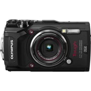 Olympus Tough TG-5 Waterproof Digital Camera, Black (V104190BU000)