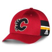 Adidas Youth Calgary Flames Official Draft Cap