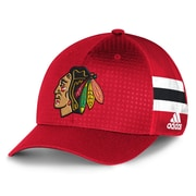 Adidas Youth Chicago Blackhawks Official Draft Cap
