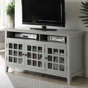 Breakwater Bay Tuftonboro 48'' TV Stand; Gray