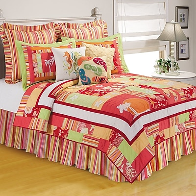 Bay Isle Home Brackenville Quilt; Twin
