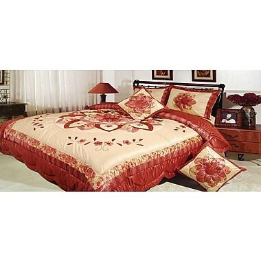 Fleur De Lis Living Allentown Comforter Set; Twin