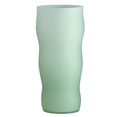 Ebern Designs Ingram 10'' Table Lamp; Light Green