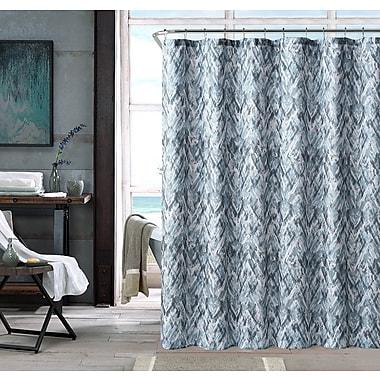 17 Stories Galya Shower Curtain; Gray