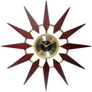 Corrigan Studio Caroll Metal Wall Clock