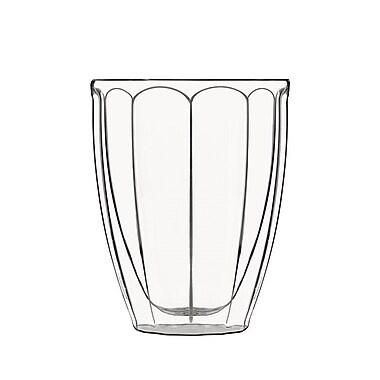 Luigi Bormioli Thermic Happy Days 10 oz. Double Old Fashioned Glass (Set of 2)