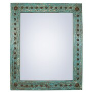 Loon Peak Lajoie Bathroom/Vanity Mirror; 30'' H x 30'' W x 1.5'' D