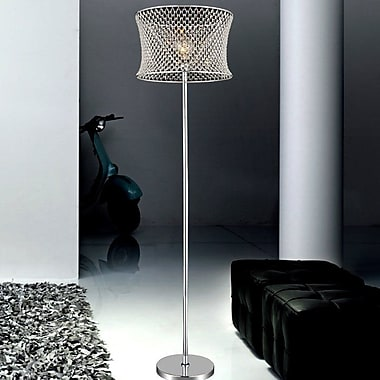 CrystalWorld 67'' Floor Lamp
