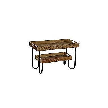 Union Rustic Kristyn Coffee Table