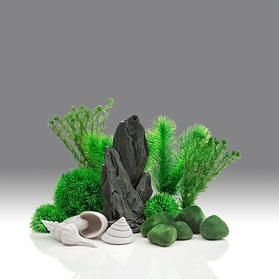 biOrb 8 Gallon Stone Garden Aquarium Kit