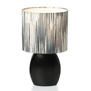 Latitude Run Bate 17'' Drum Shade Table Lamp