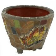 Houston International Ceramic Pot Planter