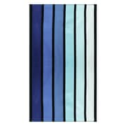 Breakwater Bay Contemporary Striped Beach Towel