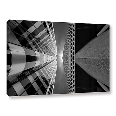 Ivy Bronx 'Willpower' Photographic Print on Wrapped Canvas; 8'' H 12'' W