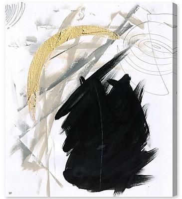 Ivy Bronx 'Moonshine' Painting Print on Canvas; 30'' H x 36'' W