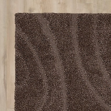 Latitude Run Tonette Stone Area Rug; Square 6'7''
