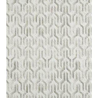 Brayden Studio Horta Geometric Single Curtain Panel; 50'' W x 108'' L