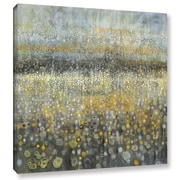 Brayden Studio 'Rain Abstract II' Painting Print on Wrapped Canvas; 36'' H x 36'' W x 2'' D