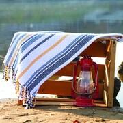 Highland Dunes Katrin Woven Cotton Throw Blanket
